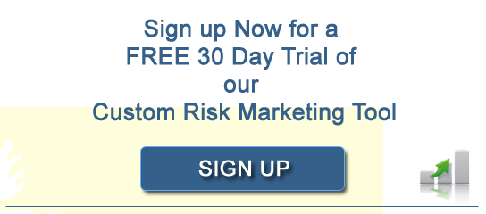 Custom Risk Marketing Tool